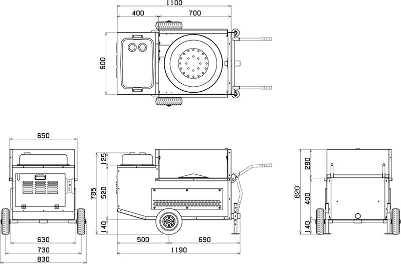 HR-1400-275G