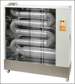 業務用遠赤外線ヒーター暖暖