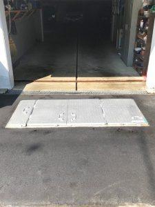 札幌市白石区K様邸 他社融雪機から融雪王への入替工事-2