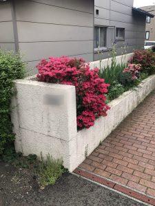 札幌市北区S様邸 車庫および塀の補修・アスファルト工事-3