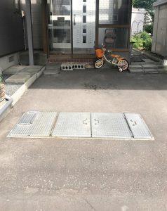 札幌市北区W様邸 融雪王入替工事-1