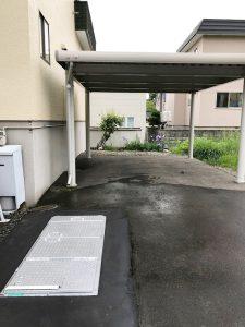 札幌市南区N様邸 融雪王設置工事-2