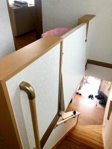 札幌市東区T様邸 屋根板金葺替・外壁塗装・室内リフォーム・外構工事-5