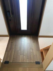 札幌市東区T様邸 屋根板金葺替・外壁塗装・室内リフォーム・外構工事-6