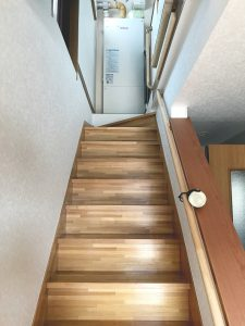 札幌市東区T様邸 屋根板金葺替・外壁塗装・室内リフォーム・外構工事-2