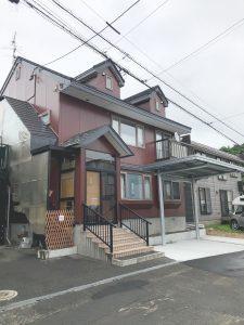 札幌市東区T様邸 屋根板金葺替・外壁塗装・室内リフォーム・外構工事-8