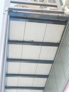 札幌市北区T様邸 バルコニー補修工事-2