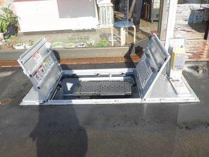 札幌市清田区F邸王入替工事-2