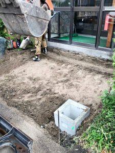 札幌市清田区N様邸 灯油式温水ロードヒーティング工事-3