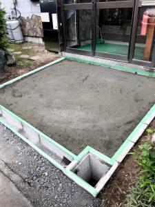 札幌市清田区N様邸 灯油式温水ロードヒーティング工事-5