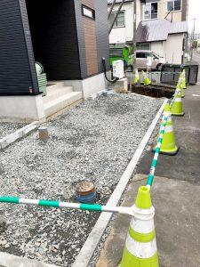 札幌市白石区F様邸 ガス式温水ロードシステム工事-2