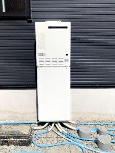 札幌市白石区F様邸 ガス式温水ロードシステム工事-5