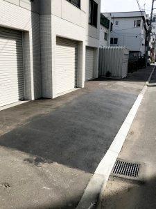 2020年6月 札幌市白石区V様AP 歩道縁石切下工事-3