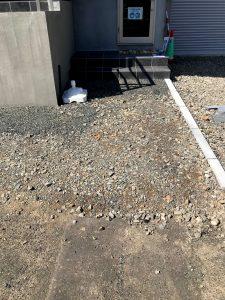 2020年6月 札幌市西区 K様邸 融雪王設置工事-1