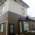 2020年7月完工 旭川D様邸 屋根・外壁塗装工事-9