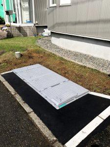 2020年6月 札幌市北区I様邸 融雪機入替工事-4