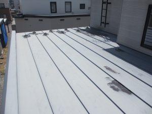 2020年7月完工 旭川D様邸 屋根・外壁塗装工事-1