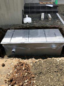 2020年6月 札幌市西区 K様邸 融雪王設置工事-3