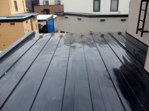 2020年7月完工 旭川D様邸 屋根・外壁塗装工事-6