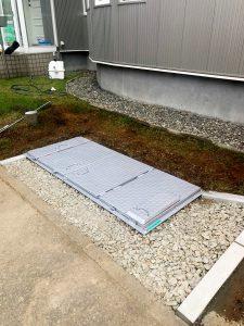 2020年6月 札幌市北区I様邸 融雪機入替工事-3
