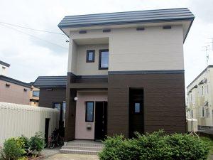 2020年7月施工 旭川D様邸 屋根・外壁塗装工事-8