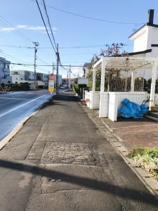 2020年10月施工 札幌市豊平区 O様邸温水ロードヒーティング工事-施工前1