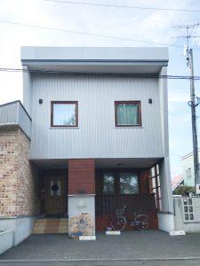 2020年10月完工 札幌市北区S様邸 セッピ防止工事-施工後2
