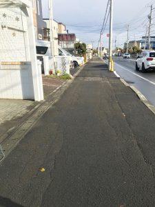 2020年10月施工 札幌市豊平区 O様邸温水ロードヒーティング工事-施工前2