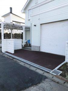 2020年10月施工 札幌市豊平区 O様邸 温水ロードヒーティング工事-施工後1
