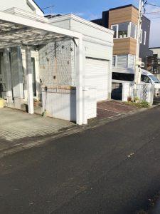 2020年10月施工 札幌市豊平区 O様邸 温水ロードヒーティング工事-施工前4