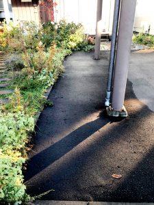 2020年11月 札幌市厚別区Y様邸 電気ロードヒーティング工事-施工前1