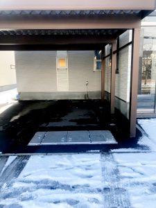 2020年11月 札幌市北区T様邸 融雪王HS-2200-5GM設置工事-施工後1