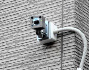 2020年10月施工 札幌市中央区 S様パーキング ロードヒーティング遠隔監視システム-3 監視カメラ