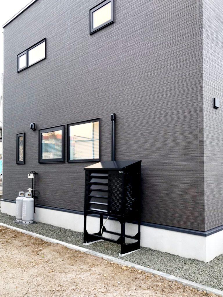2021年5月設置 岩見沢市 K様邸-1