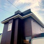 2021年8月施工 札幌市北区K様邸 造作セッピストッパー工事(横葺)-施工後