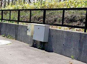 2021年7月施工 室蘭市 O様邸 電気ロードヒーティング工事-既存制御盤
