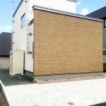 2021年6月施工 札幌市西区 K様邸 外構工事-施工後2