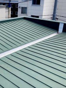 2021年9月 札幌市北区 I様邸 造作セッピストッパー設置工事および屋根塗装工事-施工前3