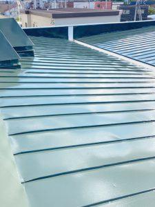 2021年9月 札幌市北区 I様邸 造作セッピストッパー設置工事および屋根塗装工事-施工後3