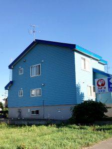 2021年9月施工 当別町 Y様邸 屋根鈑金葺替工事 施工前後-3