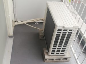 室外機カバー「ヴェルアート」 エアコン室外機-3